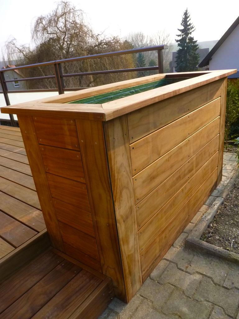 Jardiniere Bois Haute : Disposez-les dans votre jardin, associez-les ? une terrasse en bois
