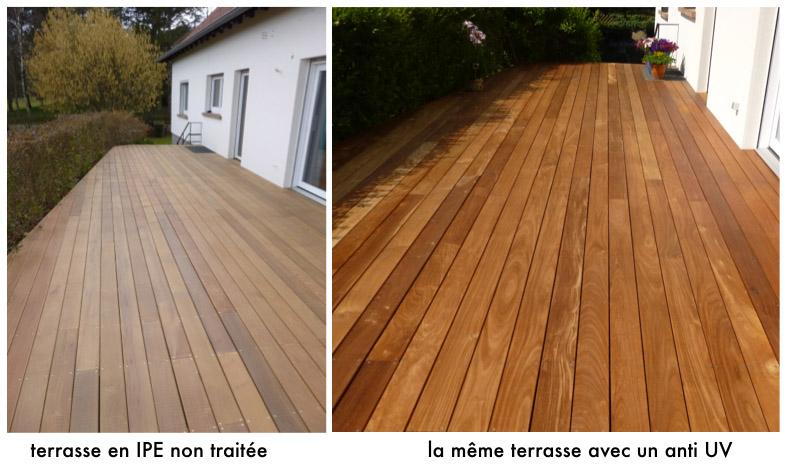 votre terrasse en bois, vente de produits, dégrisonnement de terrasse