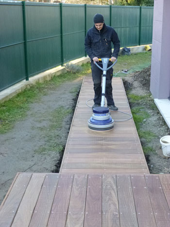 L entretien de votre terrasse en bois vente de produits - Traitement bois terrasse exterieur ...