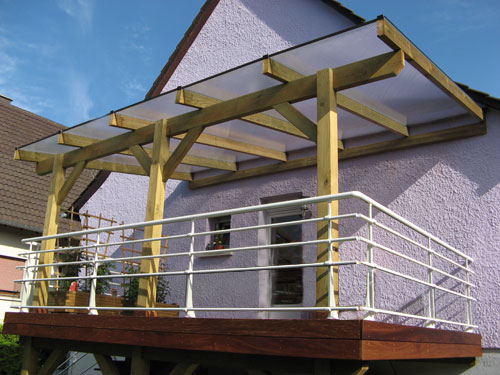 Most View Pict Terrasse Et Pergola Bois Cl