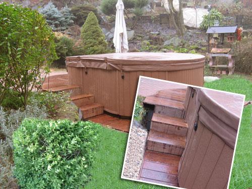 , réalisations et installation originales de terrasses bois