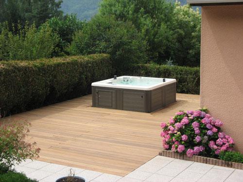 Conceptions, réalisations et installation originales de terrasses bois pour i