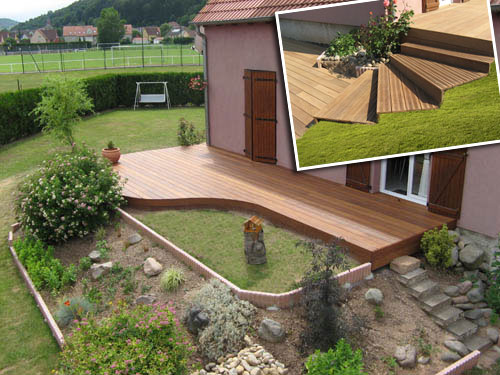 Pin Terrasses En Bois on Pinterest
