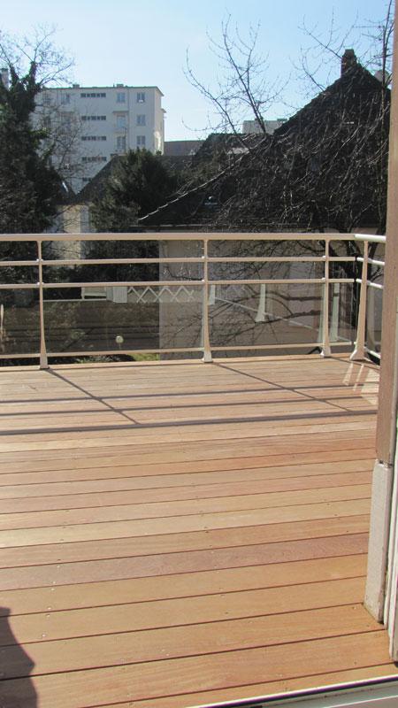 Votre ancienne terrasse ou balcon nécessite un relooking et vous