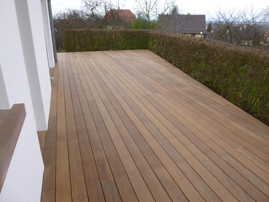 Fabrication vente et installation de terrasses ext rieurs for Exterieur terrasse bois