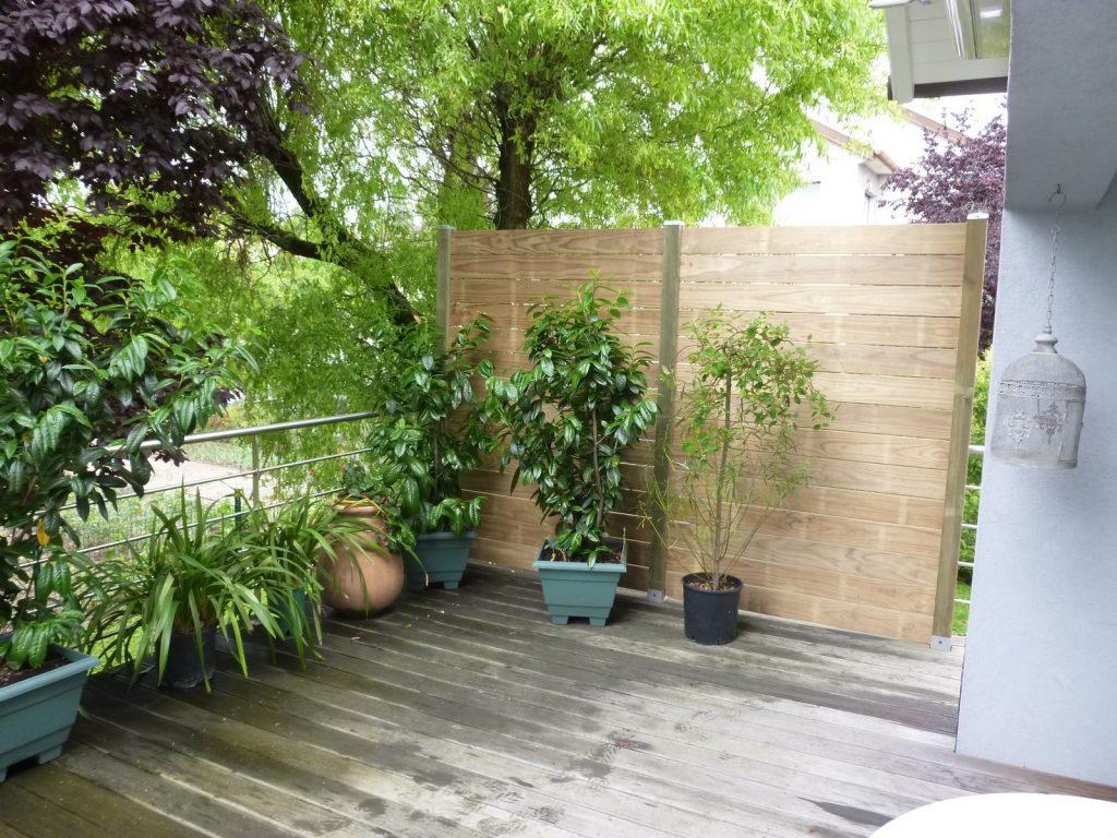 brise vue terrasse en bois merveilleux terrasse bois sur pilotis fabricant et de panneaux brise. Black Bedroom Furniture Sets. Home Design Ideas
