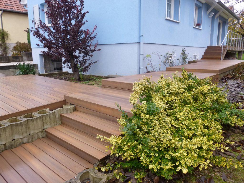 Poseur De Terrasse Composite En Alsace Terrasse Bois En Alsace
