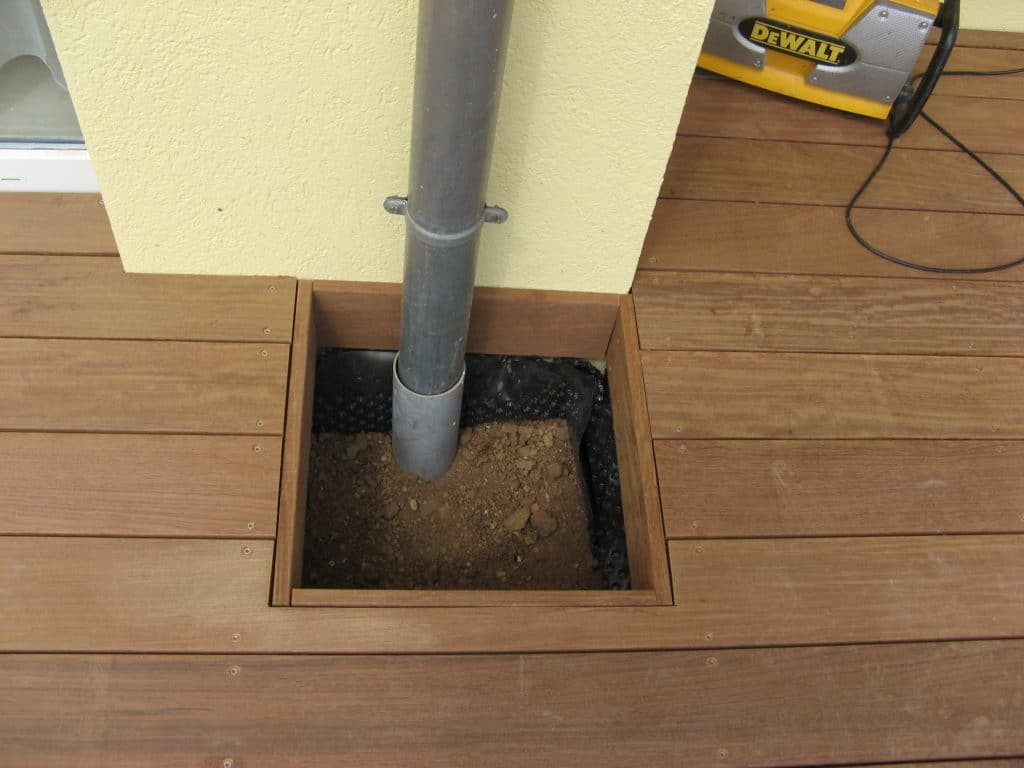 Picture of: Les Decoupes Et Finitions De Qualite D Une Terrasse En Bois